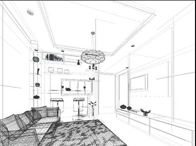 Bonita McDonald Interiors, LLC Interior Blueprint